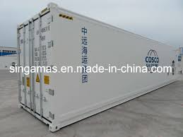 100 Shipping Containers 40 Hot Item FT Hc Freezing Container For Sale In China