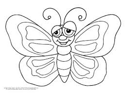 Butterfly Coloring Pages Free Printable From Cute To Realistic Butterflies For Adults