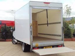 100 Truck Courier NATIONWIDE MAN AND VAN HOUSE OFFICE REMOVALS PIANO MOVERS COURIER 2