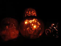 Avengers Pumpkin Stencils by Avengers Assemble My 2012 Pumpkin Carving