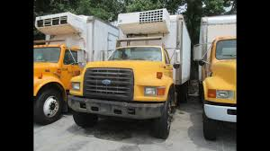 PUBLIC ONLINE AUCTION: 1997 Ford F800 CONVENTIONAL CAB, 16 ... Refrigerated Box Truck Suppliers And 2015 2016 Isuzu Npr Xd Trucks Bentley With Frp Insulation Panels Public Online Auction 1997 Ford F800 Cventional Cab 16 Mini Metals 1960 Schaefer Beer Ho Vehicles Schwarzmller Ballantine Renault Groupe Delanchy Unveil Allelectric 252 2017 Kenworth T370 Mn Heavy Llc