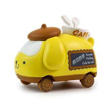 100 Micro Truck Hello Sanrio Vehicle Food Collectible Series By Kidrobot