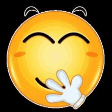 Laughing Emoji GIFs