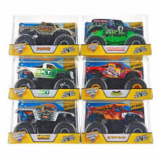 100 Tmnt Monster Truck Hotwheels Jam 124 Ass Toymate