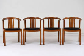 Set Of Four Danish Mid Century Modern Style Dining Chairs Hooker ... Danish Midcentury Modern Rosewood And Leather Ding Chairs Set Of Scdinavian Ding Chairs Made Wood Rope 1960s 65856 Mid Century Teak Seagrass Style Layer Design Aptdeco 6 X Style Room Chair 98610 Living Room Fniture Replica Wooden And Rattan 2 68007 Pad Lifestyle Herringbone Sven Ding Chair Sophisticated Eight Brge Mogsen In Vintage Market Weber Chair Weberfniturecomau Vintage Danish Modern