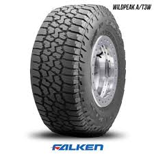 100 15 Truck Tires Falken Wild Peak AT3W LT 31x1050R 109S 31 1050 311050 40