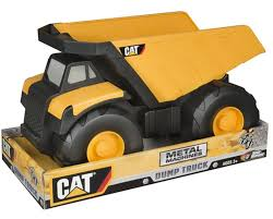 CAT - Large Steel Dump Truck | Toy | At Mighty Ape NZ Buy Cat Series Of New Children Disassembly Truck Toy Dump Wiconne Wi 19 November 2017 A Cat On An Tough Tracks Dump Truck Kmart Caterpillar Lightning Load Toy State Mini Worker Excavator 2 Pack In Toy State Ls Big Rev Up Machine Yellow Free Wheeling Machines 3 Toystate New Boys Kids Building Mega Bloks Large Playing Workers Amazoncom Toysmith Shift And Spin Truckcat Toys Trailer