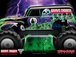 Grave Digger Monster Truck Drawing – Mailordernet.info