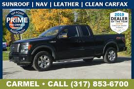 100 2012 Truck Of The Year Ford F150 FX4 1FTFX1EFXCFC54079 TruWorth Auto