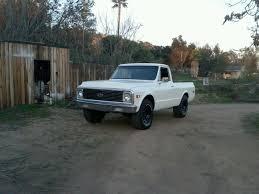 1970 Chevy Custom Unibody Muscle Truck Chevrolet K Pickup 2500 ...