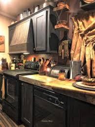 Pretty Primitive Decor In Mobile Home Kitchen CabinetsMarys KitchenPrimitive Dining RoomsKitchen