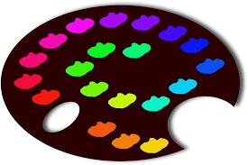 Sample Board Color Palette Arts Colors Colours