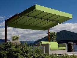 Large Fim Cantilever Patio Umbrella by Adjustable Aluminium Garden Umbrella Miami Wood By Fim