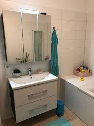 waschtischkombi und spiegelschrank ii in 4482