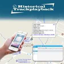 100 Truck Tracking Gps TKSTAR TK905 Waterproof Car GPS Tracker 5000MAH Long Battery Life