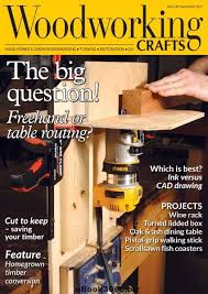 woodworking crafts september 2017 free pdf magazine download