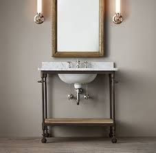 merry industrial bathroom vanity unit farmhouse nz lighting single