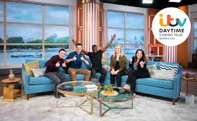 100 Studio 6 London ITV Daytime S Tour Launches In Ticketmaster