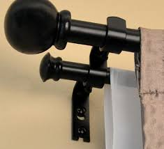 Menards Curtain Rod Finials by Intercrown 39