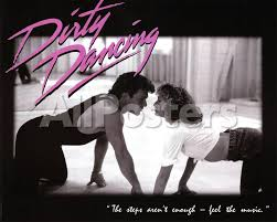 Dirty Dancing Movie Patrick Swayze Jennifer Grey 80s