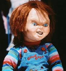 Chucky Halloween Mask by Child Chucky Halloween Costume