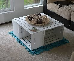 How To Make A Dog Crate End Table Best Of Extended Coffee Diy