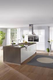 moderne einbauküche alnostar pearl alno zur