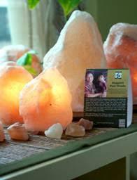Himalayan Ionic Salt Lamp by Negative Ion Air Purifying Lamp So Well Himalayan Salt Lamps