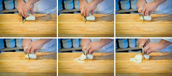 How To Julienne An Onion