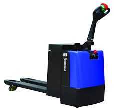 100 Walkie Pallet Truck Wesco Industrial Products 273382 Battery Powered 4400