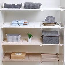 hyfanstr schrank ordnungssystem kleiderschrank organizer unterwäsche kleiderschrank regal schrankorganizer für küche schlafzimmer badezimmer ohne