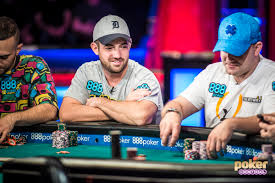 Joe Cadas Hunt For A Second Main Event Win Hits The Final Table On