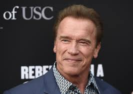 Clinton Cabinet Member Donna Crossword by Arnold Schwarzenegger Urges Republicans To Vote Country Over Party