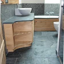 dalles carrelage quartzite gris platinium 60x40 indoor by