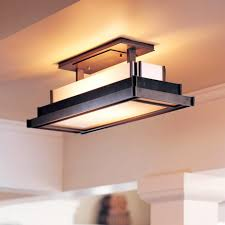 lowes semi flush mount lighting commercial led ceiling light