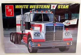 White Western Star Truck AMT 724 1/25 Truck Model Kit | Diesel ... Airfix Plastic Kits Military Vehicles New Modellers Shop Vintage 1970s Amt Chevy Bison 125 Scale Semi Truck Tractor Cab The Modelling News Inboxed 135th Scale M911 Chet M747 Rare Amt Peterbilt Wrecker Model Kit T533 Rc 114 Kiwimill Tyrone Malones Papa 932 Models Cheap Trucks Find Ho Railroading In The Uk Revell Gmc Astro Rmx Kenworth W900 Car Historic Series Bruckners Bruckner Sales Mack Dm600 Round2 Pin By Randy Cobb On Kitssemi Trucks Pinterest