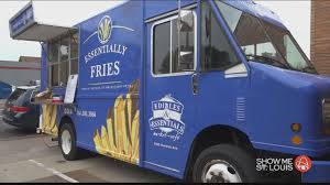 Ksdk.com | You're Not Dreaming, There's A French Fry Food Truck In ... Completely Sauced The Southnerstl St Louis Food Trucks Roaming Hunger Frosty Favorites Slide Piece By Tommy Lee Guerrilla Street Dtown Filipino Pantries Depend On Holiday Dations To Help Them Get Through And Twangpin Twangfest June 69 2018 In Finn Chase Launches With Free Bombay Junkies Truck Association Cardinals New Food Truck Will Appear Outside Busch Around Friday Abite Of Life Menu Smokin Star Bbq