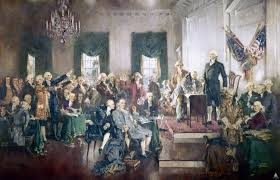 Delegates Of The Continental Congress Who Signed United States Constitution