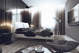 100 Apartments In Moscow LCD Bachelor Apartment By Angelina Alexeeva