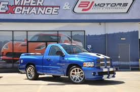 2004 Dodge Ram SRT-10 SRT-10 TX 17782600 Buy Used Badass Roe Supercharged 2004 Dodge Ram Srt10 Viper Lowered 2005 Truck For Sale In Langley Bc 26990 Dodge Viper For Sale Carsforsalescom Affordable New And Used Truck Archives Cleveland Power Performance Ram 6speed For Sale On Bat Auctions Closed Questions Quad Cab 392 Quick Silver Concept First Test Motor Trend Tx 17782600 10 Trucks Quickest From 060 Road Track 2006 Dodge Ram Viper Srt10 Dodgepics