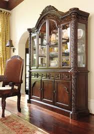 Millennium North Shore Dining Room China Cabinet By Ashley Furniture