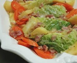 cuisiner chou chou pommes de terre carottes à la façon de madou recette de