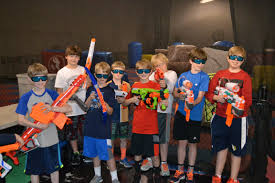NERF Battles | G-Force Karts | Birthday Parties | Richmond, VA
