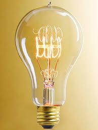 loop large a23 medium base light bulb 40 watt house