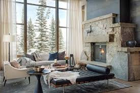 100 Modern Home Designs Interior Breathtaking Mountain Modern Home Deep In The Montana Forest