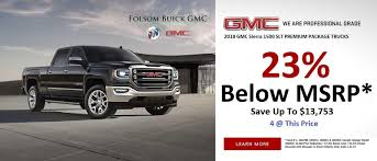 Folsom Buick GMC | Sacramento & Elk Grove Buick GMC & Used Car Dealer