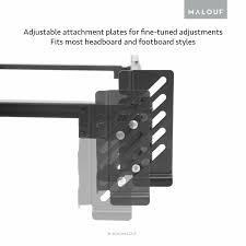 Waterbed Headboards King Size by Structures Steelock Hook In Headboard Footboard Steel Bed Frame