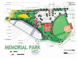 100 Coeur D Alene Architects City Of D Memorial Park Phase II
