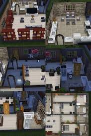 Sims Freeplay Second Floor Stairs by A Layout Found Online To Give Ideas For Building The Sims Houses