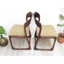 chaise traineau baumann chaises traineau baumann
